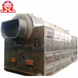 Generador de vapor encendido carbón horizontal del Doble-Tambor
