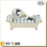 Mobilia del supporto dei monili del sofà dell'anello di cerimonia nuziale della visualizzazione