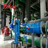 Tubo automático do sistema de limpeza industrial para condensadores