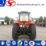 azienda agricola del macchinario agricolo 140HP/agricolo/costruzione/coltivare/Agri/diesel/trattore del prato inglese/mini trattore agricolo/mini trattore della mano/mini trattore a cingoli