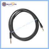 Le câble du microphone à la prise écouteurs de meilleure qualité de 3,5 mm