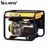 Tipo de marco abierto refrigerado comienzo diesel del retroceso del conjunto de generador (DG3000E)