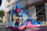 Haus der Disney-Prinzessin-Party Inflatable Castle Bouncy