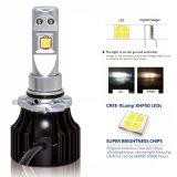 Cnlight alta potencia 70W 8000LM Coche Faro LED Bombillas LED CREE Fichas de la serie G