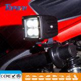 12W luz caminhão trator LED de 3 polegada cúbica de Luz de Trabalho