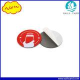 Customized Ntag213 Tag NFC adesivo para o telefone Nfc