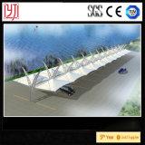Automobile che parcheggia la struttura di tensione della membrana del tetto del tessuto del PVC PVDF PTFE