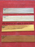 Mattonelle di pavimento di legno di ceramica di formato multiplo caldo di vendita della Cina
