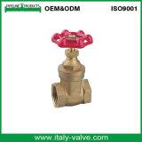 Valvola a saracinesca d'ottone di pezzo fucinato di OEM&ODM 200wog (AV4059)