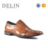 2018 Los hombres el diseñador de calzado de cuero zapatos de calidad para hombres