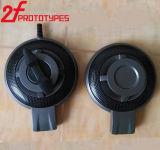 ABS, PC die, CNC van de PA Plastiek Plastic Snel Prototype machinaal bewerken