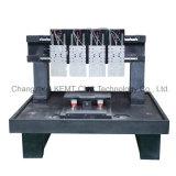 (Kdx-70A reeks) het Multi AsGlas Gesneden Malen die van de Hoge snelheid CNC Werktuigmachine draaien