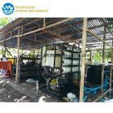 Sistema de RO 60tpd el equipo de tratamiento de agua de mar Desaladora
