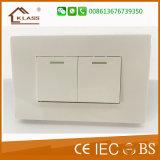 Interruptor de parede DO REINO UNIDO Aircon Tomada House Office Hotel Use