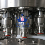 Bebida automática de alta calidad 4-en-1 de la máquina de llenado de jugo de botella