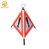 交通安全のためのFoldable三脚/三角形の交通標識