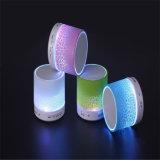 最も売れ行きの良い防水LED屋外の小型Bluetoothのスピーカー