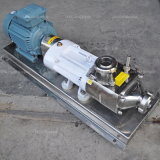 스테인리스 Steel Honey Twin Screw Fluid Pump 또는 Tomato Sauce Pump