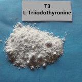 Органический T3 L-Triiodothyronine порошка на потеря веса 55-06-1