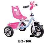 Vélo de roue du tricycle 3 de gosses avec du ce