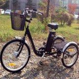 販売のためのEn 15194が付いている年長者のための3つの車輪の電気三輪車