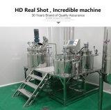 바디 크림 에멀션화 기계, Homgoenous 및 섞는 기계 의 스테인리스 기계
