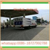Hochdruckstraßen-Reinigung der Qualitätssicherungs-4X2 und ausgedehnter LKW