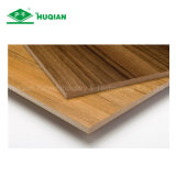建築材料のメラミンは安い価格との材木1220X2440X3.0mm E1に直面した