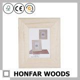 """frame inacabado da foto do retrato da madeira 4 """" X6 """" contínua"""
