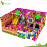 Matériel préscolaire d'intérieur commercial personnalisé de cour de jeu d'enfants