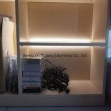 합판 제품 뒷쪽 점화 LED 옷장 빛 훈장