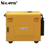 5kw Démarrage automatique de la puissance de groupe électrogène diesel (DG6500SE+ATS)