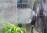 Refrigerar de ar poderoso portátil do ventilador de uma bruma de 26 polegadas