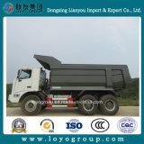 HOWO 6*4 50 톤 광업 HOWO 쓰레기꾼 트럭