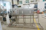 Automatic 3 en 1 mini botella de limitación de llenado de agua de la línea de producción de embalaje