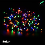 50m 500LEDs/String Solar-LED Weihnachtszeichenkette