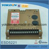 ESD5221発電機の調節器の自動制御の速度のコントローラ