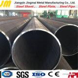 Tubo de acero soldado LSAW de ASTM A672 para la línea del petróleo