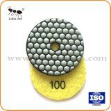 "Hot Sale 3"" Diamond Polishing Pads secs souple pour le Granite"