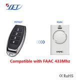 Nice-Smio Bft Faac Beninca código evolutivo Tansmitter Compatible con mando a distancia
