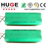 14,4 V D размер 10000mAh Ni-MH аккумуляторов