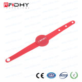 Wristband astuto del PVC di codice di Encodable I (r) Sli