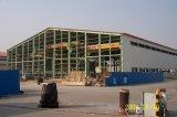 Edificio prefabricado del almacén de la logística de la estructura de acero