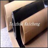 De PTFE Met een laag bedekte die Doek van uitstekende kwaliteit van de Glasvezel voor Machines wordt gebruikt