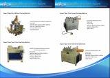 Quadratisches Papier-Trommel-Ecken-Schrumpfmaschine