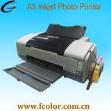 A3 de Machine van de Druk van de Sublimatie met de Printer van 1390 Foto