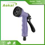 調節可能な水吹き付け器7パターン携帯用吹き付け器