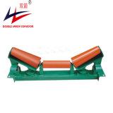 Alineación de los rodamientos de rodillos el rodillo tensor de la formación de rodillo transportador