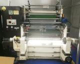 Con pantalla táctil Matallized automática Máquina de corte de película, el cine rebobinadora cortadora longitudinal