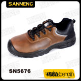Caricamenti del sistema di sicurezza di Sanneng con l'intera tomaia di cuoio (SN5674)